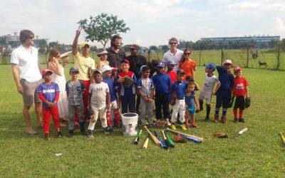 The shared love of baseball in Cuba