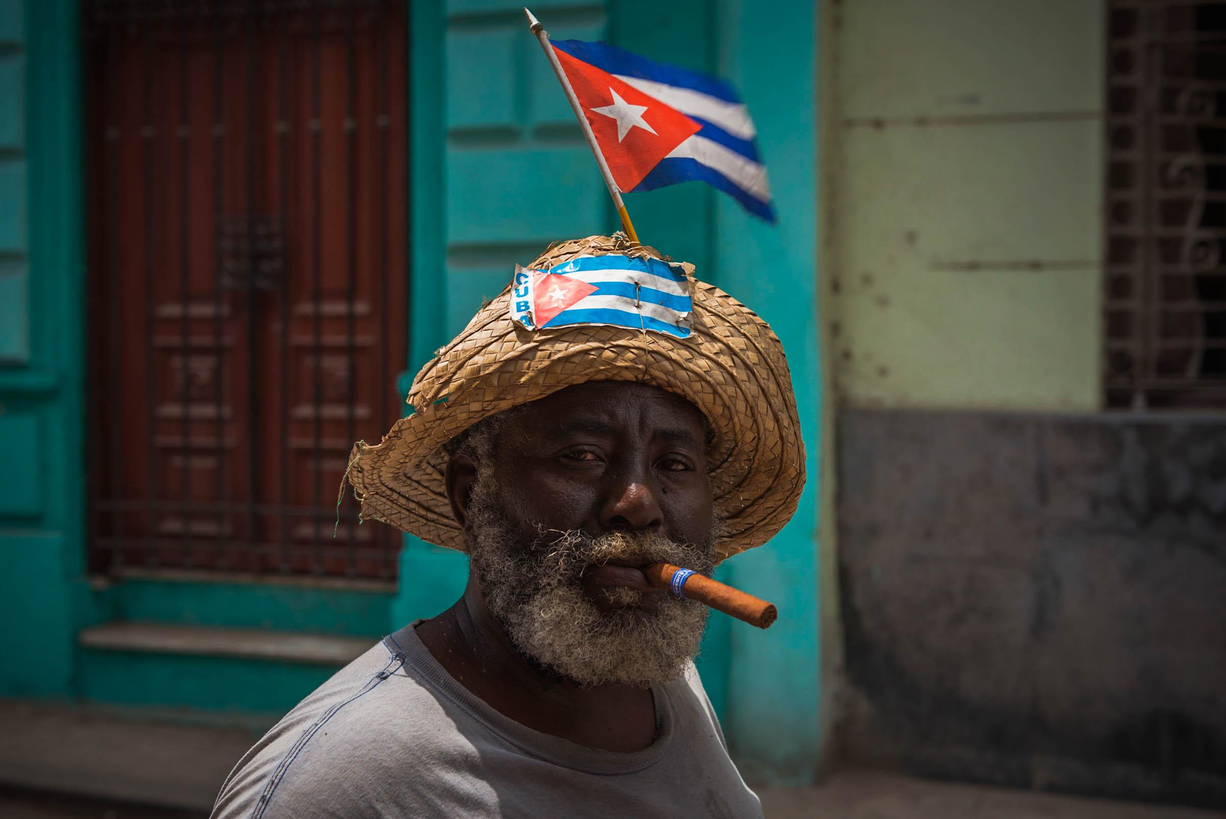 A Humbleman -Photo by Michael Petit - Cultural Cuba