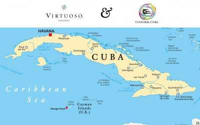 Cultural Cuba Accepted Into Global Luxury Travel Group Virtuoso®